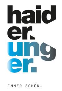 Haider Unger Logo