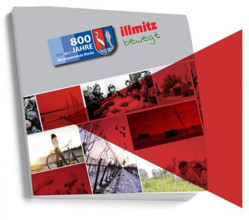 800 Jahre Illmitz Projekt